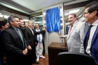 ALEPE INAUGURA SALA DE APOIO A VEREADORES