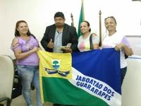 ARTESÃS REPRESENTAM JABOATÃO EM CONGRESSO MUNDIAL NA BAHIA
