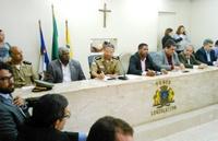 AUDIÊNCIA PÚBLICA DEBATE VIOLÊNCIA EM JABOATÃO