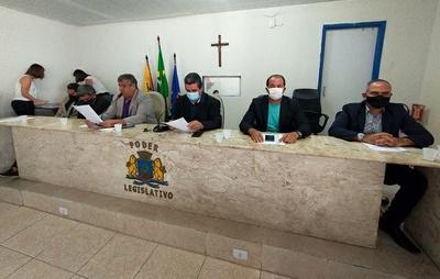 CÂMARA DE JABOATÃO RETOMA SESSÕES PLENÁRIAS