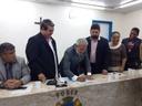 CÂMARA FIRMA CONVÊNIO COM UNIVERSIDADE SALGADO DE OLIVEIRA (UNIVERSO)