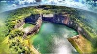 Conheça a Lagoa Azul, o novo cartão postal de Pernambuco