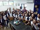 ESTUDANTES VISITAM CÂMARA DE JABOATÃO