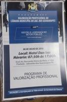 A Câmara Municipal do Jaboatão dos Guararapes promove capacitação para seus servidores