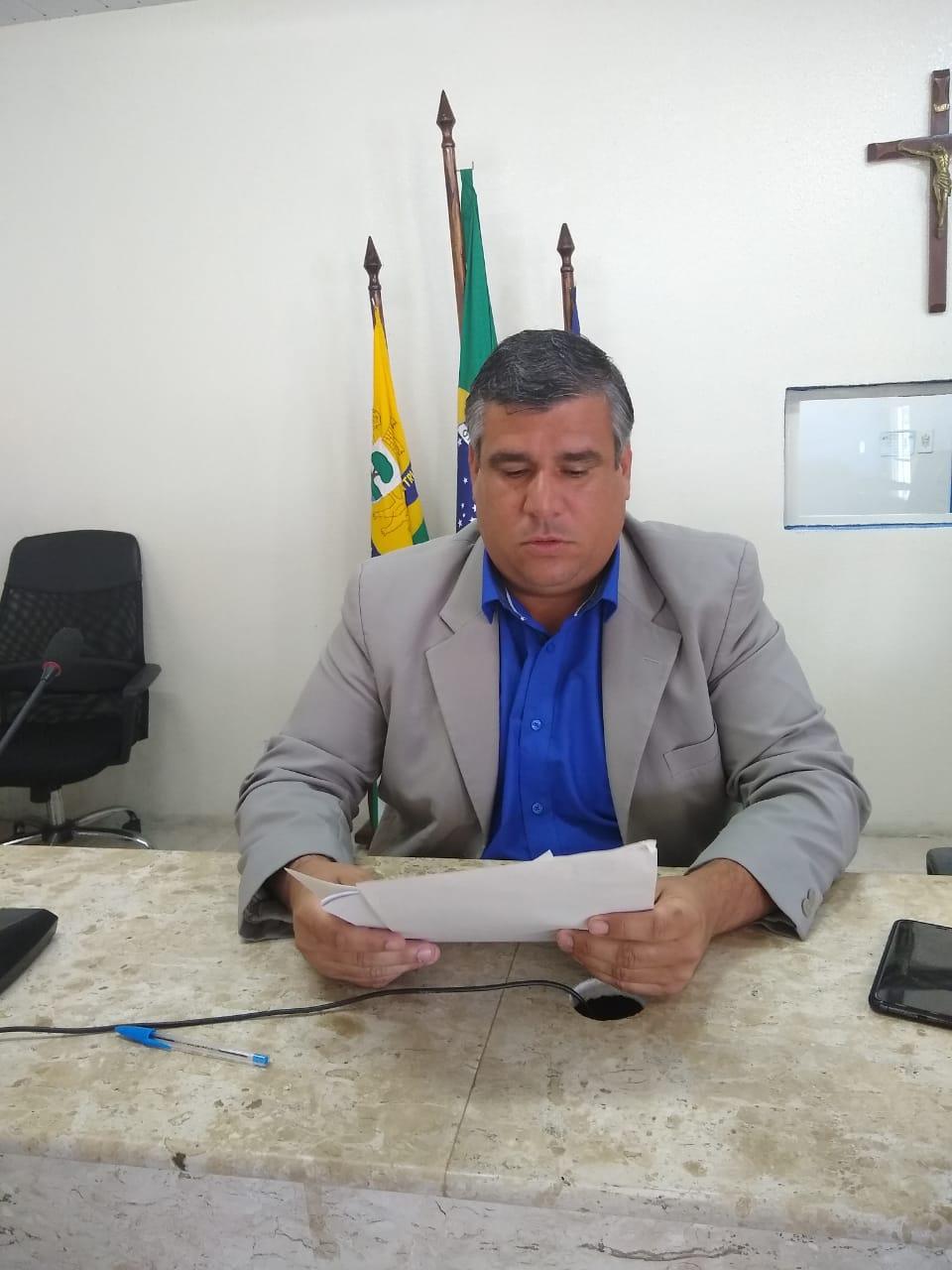 NANDO CERES CRITICA PROJETO QUE ELIMINA CARROÇAS