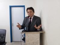 VEREADOR BELARMINO FALA SOBRE EXPECTATIVAS PARA 2020