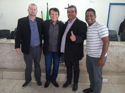 VEREADOR BELARMINO SOUZA ESTÁ DE VOLTA À CÂMARA DE JABOATÃO