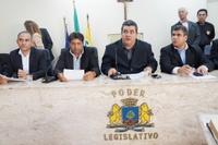 VEREADORES FALAM DOS DESAFIOS DA GESTÃO 2017-2020
